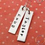 Hand Stamped Jewelry: Personalized ..